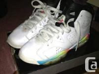 Rainbow 6's size 7y $100 No box  Need gone ASAP If u
