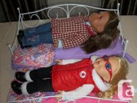 Dolls not included ( but they are for sell! ) In mint