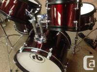 Duncan Music Get your child playing drums with this