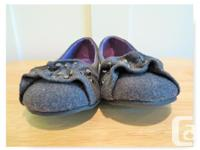 Jules and James Flats - size: 6 - like new condition,