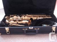 Well kept piece.  Use by student for school band only.