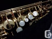 What is offering? Julius Keilwerth ST90 Alto Saxophone.
