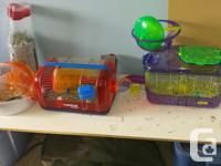 I have habitat trail hampster or gerbil cage(s) for