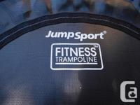 Fun and fitness. Stability bar included See