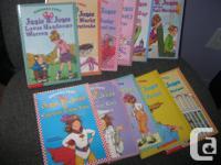 Lot of 11 - JUNIE B JONES Publications (Barbara Park -