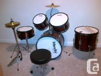 Brand new drum set, just bought them online from US. My