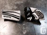 Quality Goalie gear Bauer Supreme One 80, size 3D -