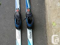 Great little gift for the holidays Junior Karhu skis