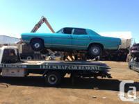 Junk  cars and trucks $100 -$500 cash GUARANTEED   I