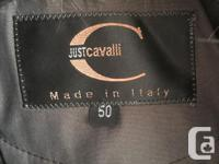 A very rare and tremendously expensiveJust Cavalli