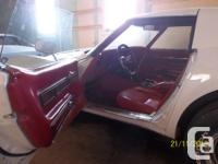 Make Chevrolet Model Corvette Year 1977 Colour white