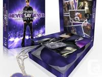 Justin Bieber Never Say Never 2 DVD's Director's Fan