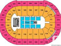 Selling two hardcopy tickets to JT's 20/20 Experience
