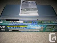 JVC DVD Player Design # XV-N322S. Part, S-Video,
