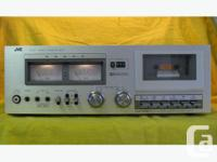 This listing is for a gently-used JVC KD-10C Stereo