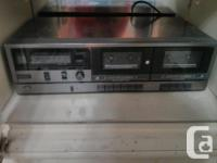 jvc tape player available for sale. (any deal