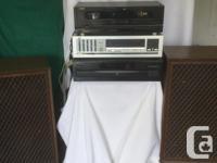 JVC FM/AM Stereo R-X80 digital synthesizer stereo