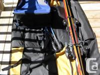 K2 axis ski 160 cm in good conditions with Marker