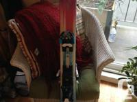 Skis areK2 Misbehaved.  169 length.  width 102. for sale  British Columbia
