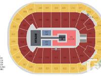 Section 107 Row 22 Seats 101-106, section is sold out,