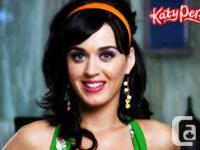 Great balcony seats available for:   KATY PERRY   at