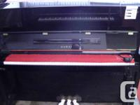 Kawai HAT20S is a Japan made real acoustic piano with