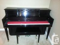 Kawai K474955 A Beautiful piano made in 1970 Original