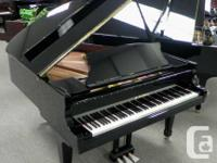 """1999 5'5"""" RX-1 Kawai Grand Piano Recently Reconditioned"""