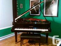 Hi there,  I'm selling my Kawai RX1 piano. It is second