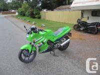 Make Kawasaki Year 1999 kms 48875 Older but in good