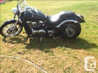 Make Kawasaki Model Vulcan Year 2007 Love this bike.
