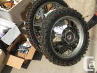 Make Kawasaki Model Klr Year 2003 kms 5000 This is a