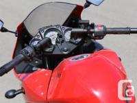 For sale is my Kawasaki Ninja 250R. I'm the original