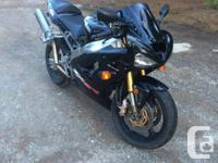 Kawasaki Ninja 636 For Sale / A Vendre Up for sale is a