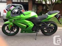 Make Kawasaki Model Ninja Year 2012 kms 20000 Perfect