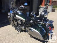 Make Kawasaki Model Vulcan Year 2006 kms 40000 Kawasaki