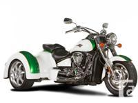 Kawasaki Trike Conversion Kits FINANCING AVAILABLE FOR