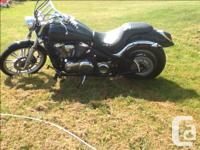 Make Kawasaki Model Vulcan Year 2007 kms 32450 Great
