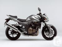 Make Kawasaki kms 11638 Kawasaki Z750 Naked Street