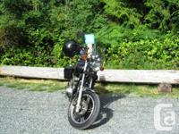 Kawasaki ZN700 Motorcycle, excellent condition,