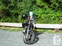 Kawasaki ZN700, Excellent Condition, 1985....Great city