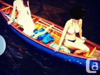 Salut,.  Je cherche à vendre ma belle Canoe que je