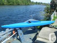 Kayak 13 ft    sale or trade   for outboard, bike,row