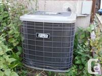 2 ton KeepRite air conditioner for sale  Great