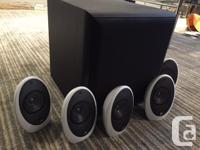 KEF KHT1005SE Speaker System - 5.1 Channel,