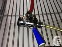 Utilized Keg Fridge available. Includes CARBON DIOXIDE for sale  British Columbia