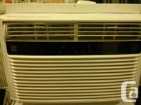 Kenmore Window Air Conditioning Unit - Very clean, used