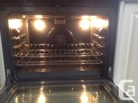 Kenmore Flat Top Range. Conventional and Convection