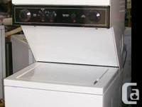 Kenmore Compact stacking washer dryer in excellent