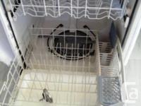 Kenmore dishwasher. Inbuild model. Good working